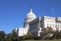 US Congress Royalty Free Stock Photo