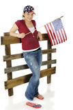 US Country Teen Stock Photography