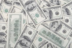 US currency Royalty Free Stock Image