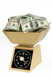 US Currency or Money Royalty Free Stock Photography