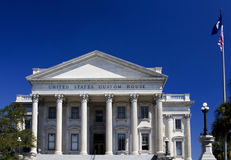 US Customs House Royalty Free Stock Photo