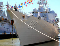 US Destroyer Royalty Free Stock Images