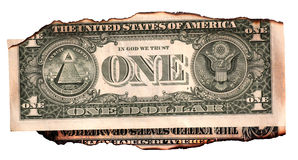 US Dollar Royalty Free Stock Image