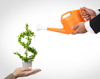 Us dollar Royalty Free Stock Images