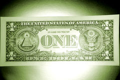 US Dollar Royalty Free Stock Photos