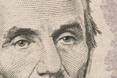 US dollar Arkivfoto