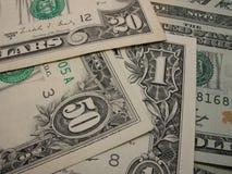 Us-dollar Arkivfoto