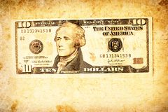 US dollar Royalty Free Stock Photography