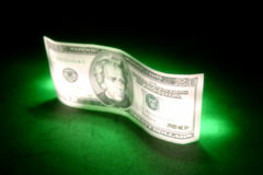 US Dollar Banknote Royalty Free Stock Images