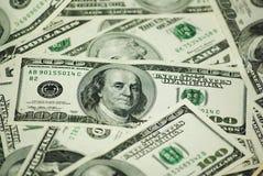 US Dollar Banknotes Stock Photo