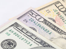 US dollar bill Stock Image