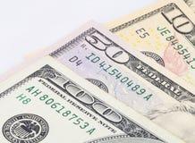 US dollar bill Stock Image