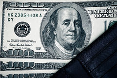 US Dollar bill Royalty Free Stock Images