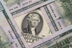 2 us dollar Stock Photo