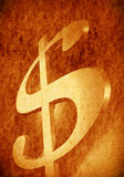 US dollar mark Royalty Free Stock Image