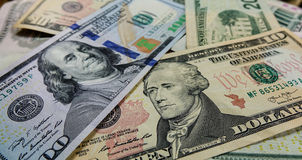 Free US Dollar Notes Stock Images - 69389064