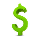 Us dollar sign Royalty Free Stock Photography