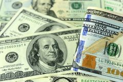 US dollar Royalty Free Stock Photography