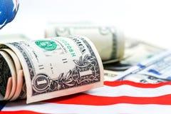 US-Dollar Währung Stockbilder