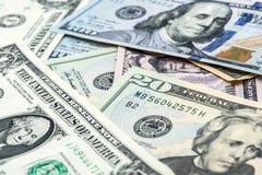 US-Dollar Währung Stockbild
