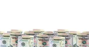 US-Dollar Währung Stockfoto