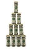 US-Dollars Stockfotografie