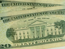 US dollars Royalty Free Stock Photo