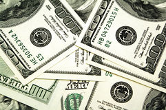 US dollars -3 Stock Image