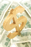 US dollars Stock Photography