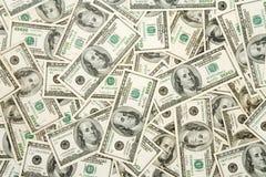 US Dollars Stock Photography