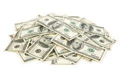 US Dollars Stock Photo