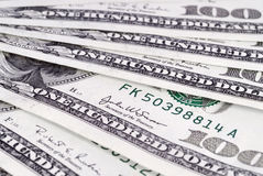 US dollars background-2 Stock Image