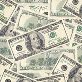 US dollars bank notes Stock Images