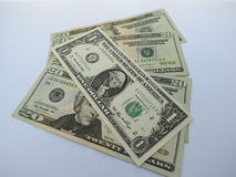 US dollars Stock Photo
