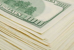 US dollars. Royalty Free Stock Photo