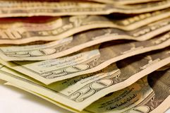 Us dollars money Royalty Free Stock Image