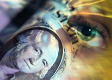 US economy Stock Images