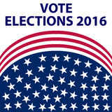 US Elections Royalty Free Stock Image