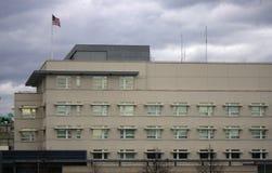 US Embassy Berlin Stock Images