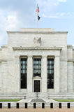 US Federal Reserve. Board Building in Washington Royalty Free Stock Photography