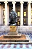 US-Fiskus im Washington DC Stockbild