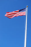 A us flag Stock Photography