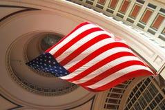 US Flag Stock Photo