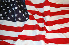 US Flag. As patriotic background Royalty Free Stock Photos
