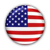 US Flag vector illustration