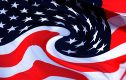 US flag Stock Photos