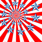US Flag Abstract Stock Photos