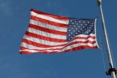 US Flag Royalty Free Stock Photos