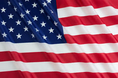 US Flag, Independence Day or 4th of July.