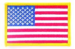 US flag Stock Photography
